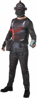 Black Knight Fortnite Computer Spiel Game Kinder Karneval Fasching Kostüm - Black Knight Kostüm