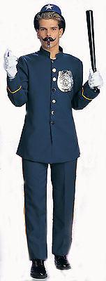 Keystone Kop Costume Adult Police Costume 1920s Cop Charlie Chaplin 15103