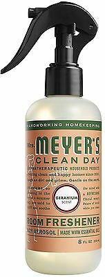 Mrs. Meyers Clean Day Room Freshener Spray, Geranium 8 oz