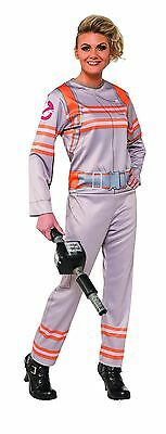Ghostbusters Female Costume Jumpsuit And Proton Wand Small (6-10) - Ghostbusters Female Costume
