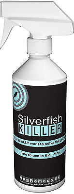 Silverfish Killer. Kills Silverfish and keeps them away....GUARANTEED