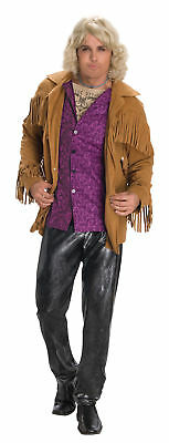 Zoolander Hansel Adult Mens Costume Jacket With Attached Shirt Halloween - Zoolander Jacket