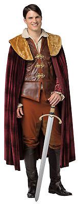 Once Upon A Time Prince Charmant Erwachsene Herren Kostüm Braun - Prince Charmant Kostüm