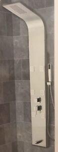 Shower Panel with jets (BNIB)