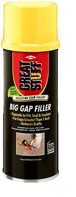 Great Stuff Big Gap Filler Expanding Straw Foam 20 Oz - 157913 - Pack Of 4