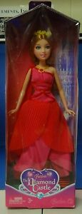 Barbie & The Diamond Castle Pink Muse Doll New! Free Shipping!