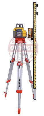 Spectra Precision Gl422n Hl760 Self-leveling Dual Slope Laser Leveltrimble