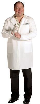 Doctor Seymour Bush Adult Costume Lab Coat Halloween Rasta Imposta Plus Size