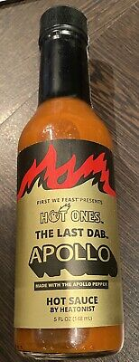 The Hot Ones - The Last Dab (APOLLO Edition) Hot Sauce