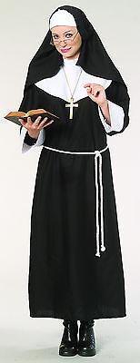 Adult Nun Costume Mother Superior Biblical Adult Size - Mother Superior Costume