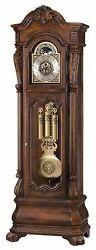 Howard Miller Hamlin Grandfather Clock Floor Clocks 611-025 FREE Shipping
