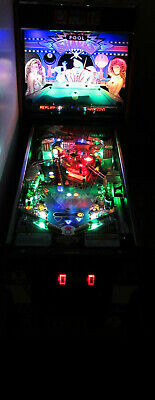 POOL SHARKS Pinball LED Lighting Kit custom SUPER BRIGHT KIT