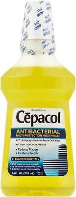 Cepacol Antibacterial Multi-Protection Mouthwash 24 oz