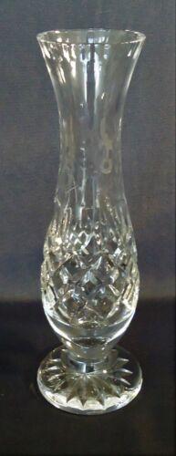 Gallia By Rogaska Cut Crystal Bud Vase