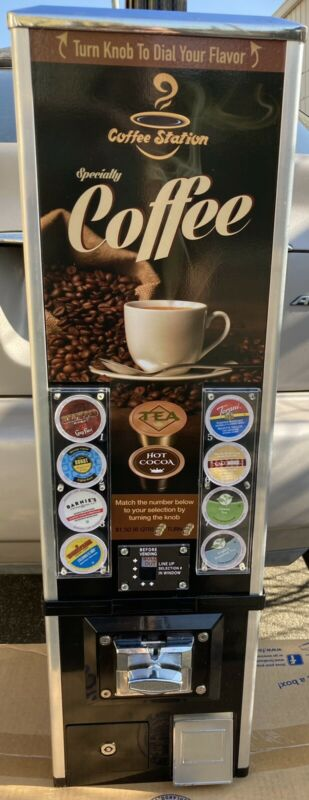 K-Cup Coffee Vending Machines, New
