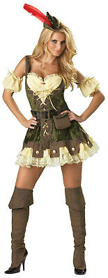 Racy Robinhood Elite Collection Adult Womens Costume Sexy Theme Party Halloween
