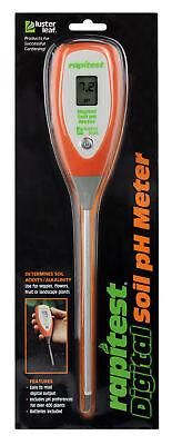 Luster Leaf 1845 Rapitest Digital Soil Garden Plant pH Meter Sensor Test Tester for sale  Shipping to Nigeria