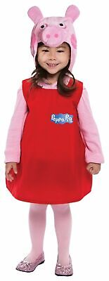 Costumes For 4 (Palamon Peppa Pig Economy Dress Costume for Toddler (3T -)