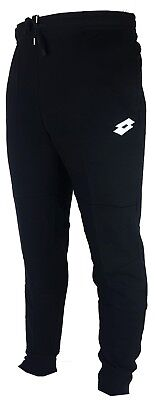 Cuff Trainingshose (Lotto Herren Trainingshose Pants Stars Evo FT Cuff Jogginghose Hose Sporthose)