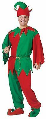 New Jingle Elf Unisex Christmas Costume One Size by Fun World 7651 Costumania