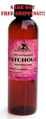 PATCHOULI ESSENTIAL OIL AROMATHERAPY NATURAL 100% PURE  4 OZ