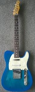 Limited Edition Tommy Emmanuel Telecaster Elermore Vale Newcastle Area Preview