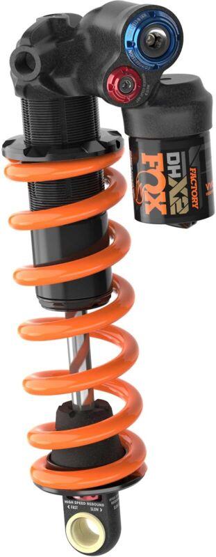 2021 Fox Shox DHX2 Trunnion Factory Rear Shock