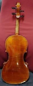 4/4 C.F. Schuster & Sons c. 1900 Violin Old Fine copy of Guarneri Dundas Parramatta Area Preview