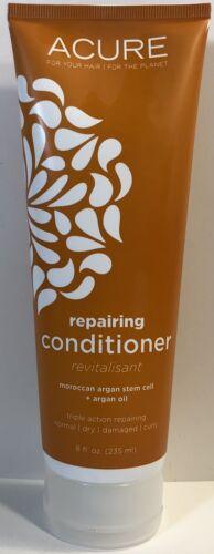 Acure Mega Moisture Conditioner - Argan Oil & Pumpkin, 8 Flu