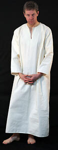 Medieval-SCA-Re-enactment-Victorian-MALE-NIGHTSHIRT-GOWN-All-sizes