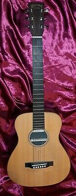 Martin X Series LX1E Little Martin Acoustic-Electric Guitar/ Case/ Strap - Used