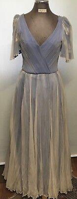 Damenkostüm hellblau Jahrhundertwende ca.1895 Gr. 38/40 für - Blau Motto Kostüm