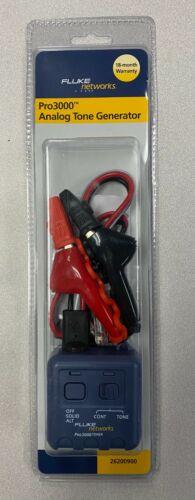 FLUKE Pro3000 Analog Tone Generator 26200900 NEW