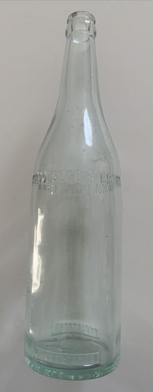 Vintage Vernors Ginger Ale Bottle Detroit Michigan