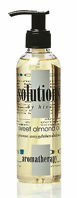 HIVE 100% PURE NATURAL SWEET ALMOND OIL COLD PRESSED CARRIER MASSAGE OIL SAR0068