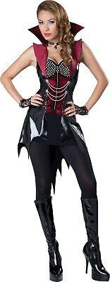 Brand New Incharacter Street Vamp Halloween Costume Womens S M XL Sexy Vampire