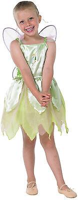 Kostüm Kinderkostüm Karneval Fasching Märchen Kleid , (K) (Tinkerbell Kostüm Kinder)