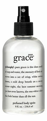 Philosophy Pure Grace Body Spritz 8 oz. Sealed Fresh