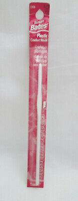 Luxite Plastic Crochet Hook - Susan Bates Luxite Plastic Crochet Hook Size F-5 / 3.75mm