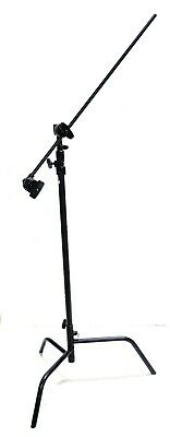 MATTHEWS C STAND ROLLING MOLE RICHARDSON LIGHT STUDIO BOOM ARM MANFROTO AVENGER