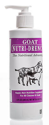 Goat Sheep Nutri-drench 8 Oz Pump