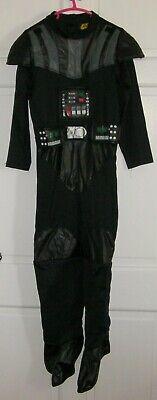 Boys Fancy Dress - Star Wars Darth Vader Costume age 4-7 years