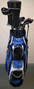 BRAND NEW 'NIBLICK' RIGHT HAND GOLF CLUB SET WITH BAG Echuca Campaspe Area Preview