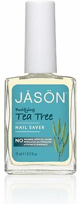 Jason Purifying Tea Tree Nail Saver 0.5 oz