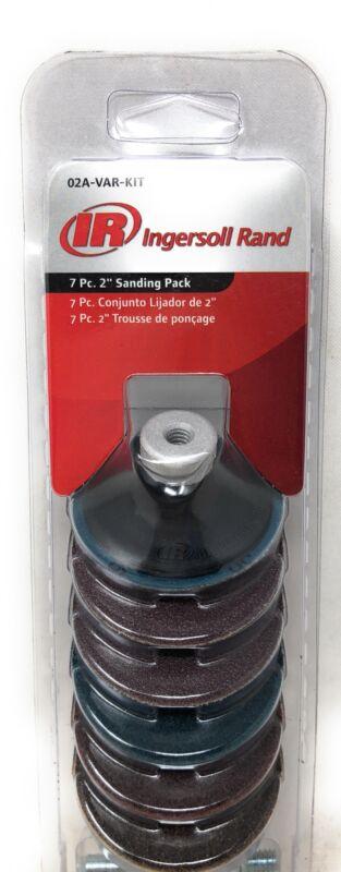 Ingersoll Rand 2in Die Grinder Surface Prep Kit #02A-VAR-KIT