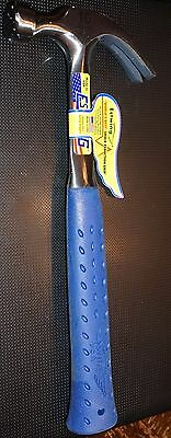 Estwing 16oz Curved Claw Hammer E3-16C Made In USA
