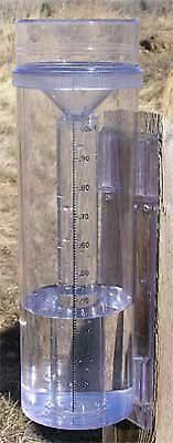 Professional Rain and Snow Gauge, Long Term, Stratus RG202, New, Free Shipping