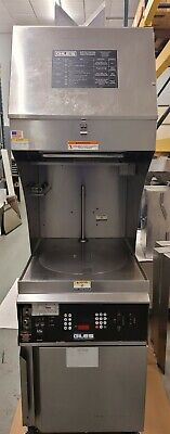 Refurbished Giles Ventless Hood Gef400vh Fryer