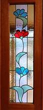 Stained Glass Lead Light Panels x 2 Castle Hill The Hills District Preview
