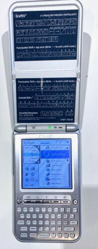 Sony Clie PEG-TG50 Handheld PDA B Bundle: 2 docks, 2 power, + more,  Excellent!